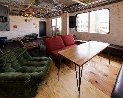 ソファ席個室や貸切も可能です!
