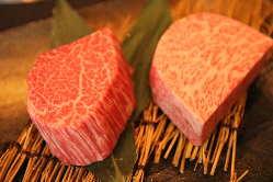 A5ランクのお肉!!