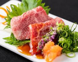 種類豊富な神戸牛料理もお楽しみ下さい!