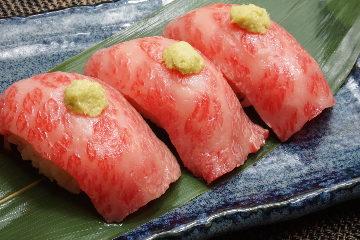 和牛寿司と肉料理 LABO