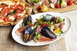 デートや女子会に最適なイタリアン・コース料理をご用意!