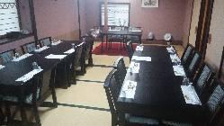 宴会やご法要にはテーブル・椅子の和室をご利用ください。