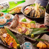 《贅沢コース》 各種ご宴会に最適なオススメコース多数ご用意!