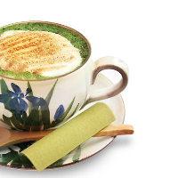 濃厚な抹茶とミルクが絶妙のハーモニー! 抹茶ラテ