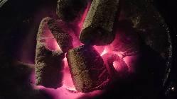 備長炭を使った七輪でジンギスカンを楽しんでいただけます★