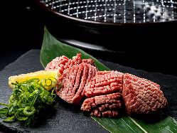 上質のお肉がリーズナブルに楽しめます!