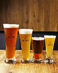 店主が惚れ込んだクラフトビールの数々!お気に入りを見つけて♪