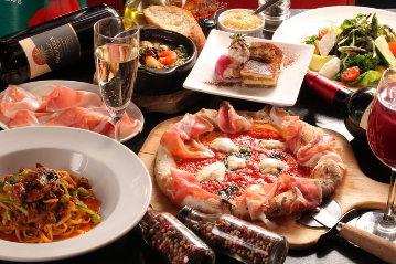 イタリア食堂 ポルコ