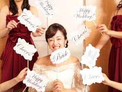 結婚式、歓送迎会など様々なシーンに対応!!