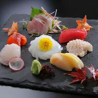 天然の魚にこだわり、毎日新鮮なものをご提供いたします!