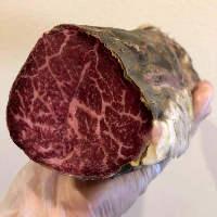 カリスマ熟成師による熟成肉、日によって部位など変わります