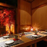 夜景個室居酒屋 秋しぐれ 天王寺アポロビル店の写真13