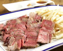 肉バルメニュー多数!草津でお肉とお酒を楽しむならカキマサ!!