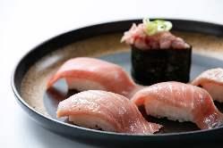肉寿司三昧