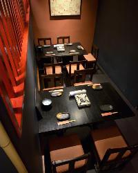<店内雰囲気> ゆっくりお食事していただけるお席をご用意!