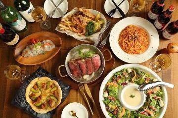 肉&グリル料理 カリフォルニアクラブ