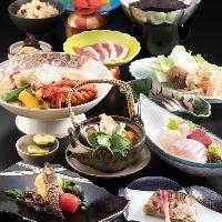 【豊富な料理】 和・中華・鉄板焼きと多彩な味わいをご提供
