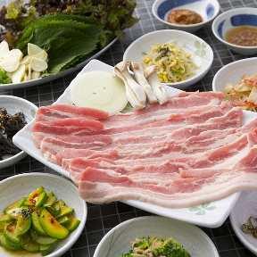 韓国料理 一石二鳥