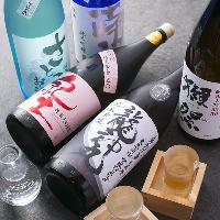 和歌山の鮮魚を楽しむなら お供は和歌山の地酒で決まり!