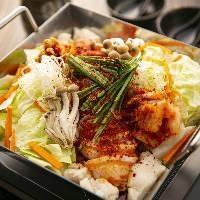 肉も野菜もたっぷり滋味深い味わいの「ちょっから鍋」