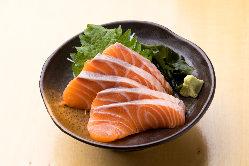 お刺身各種&お寿司メニューあり!