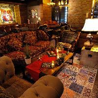 デザイーナーズソファーでゆったり過ごせるおしゃれ空間