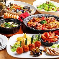 ◆パーティーにおすすめのコース料理は3,500円(税込)~☆