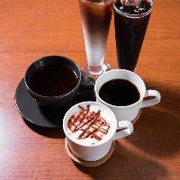 【本格カフェ】 お酒の〆にカフェでホっと安らぐ時間を♪