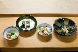 大将おまかせコースは全10品で7,000円(税抜)からご用意!