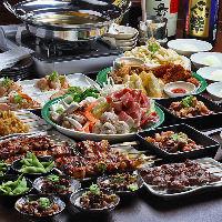 旨みたっぷり「京赤地鶏」の鍋をお仲間とお楽しみください。