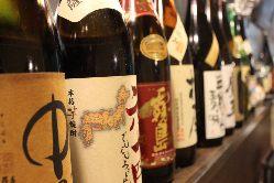 ≪豊富なお酒≫ 日本酒や焼酎はもちろん!ワインやカクテルも◎