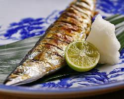 季節の味覚を その食材に合わせて調理します。