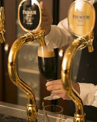 《樽生ビール》 日本の4大メーカーのビールを揃えております