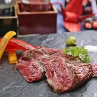季節の食材をふんだんに使った創作和食料理を種類豊富にご提供!