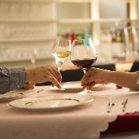 ソムリエール厳選のワインとフレンチとのマリアージュを堪能