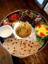 現地テイストの本格パキスタン料理店