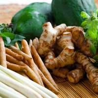新鮮な国産野菜やハーブを使用し、奥行きのある美味しさを実現