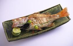 【淡路島の食材】 素材の旨みを味わえるお料理の数々。