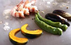 旬の美味しさがつまった新鮮なお野菜をご用意しております