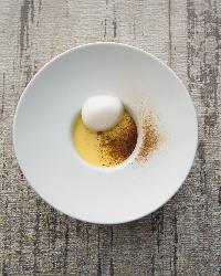 「またおいしくなってる」と常連客が感嘆する絶品スープ。