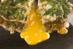 まろやかな卵がアクセントの「とん平」680円(税込)。