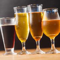 クラフトビールで乾杯♪個性あふれる美味しさが◎