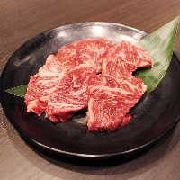 国産黒毛和牛A5ランクを使用した厳選極上肉