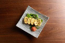 自慢の天ぷらに加え、お酒がすすむ一品料理も豊富にご用意。