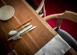 お箸でいただく絶品イタリアン