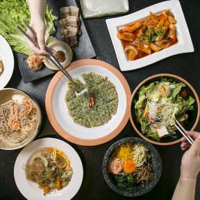 韓国料理店 ぎわ 心斎橋