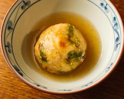 旬の京野菜たっぷりの、シンプルながら手間暇かけた滋味深い逸品