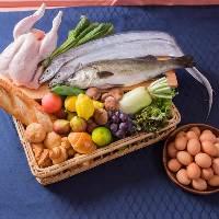 ◆:季節の味わい:◆ 紀州の食材はもちろん旬の食材を使用◎
