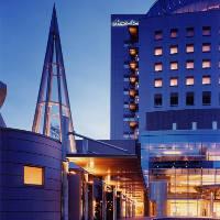 ◆:ホテル外観:◆ 20周年を迎えた『ホテルアバローム紀の国』