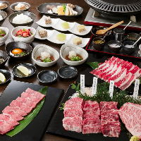食べ&飲み放題の宴会からスパークリングとコース料理迄対応!